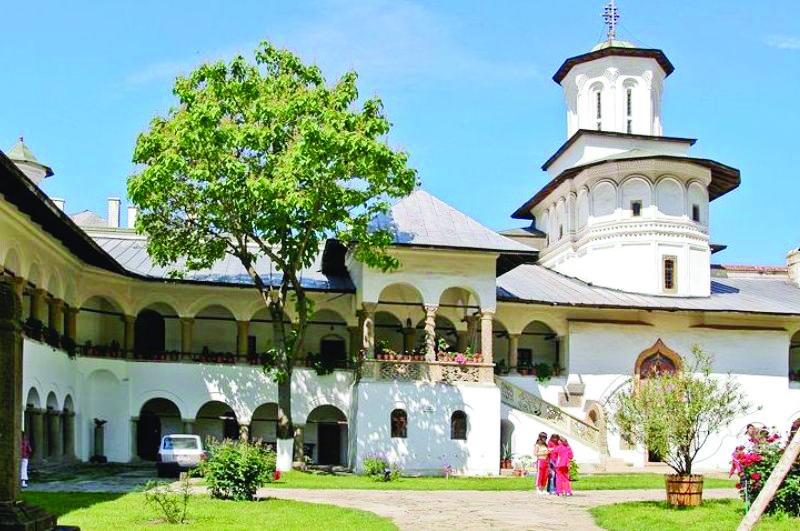 manastire hurezi