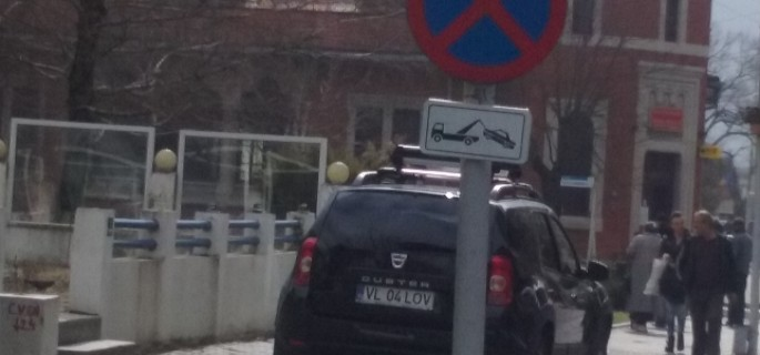 Buican masina parcare ilegala (2)