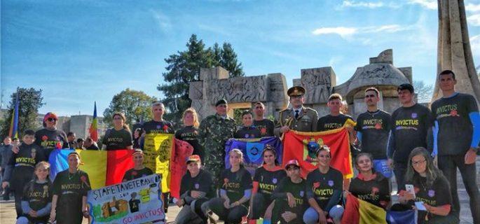 Invictus - Stafeta veteranilor 2018
