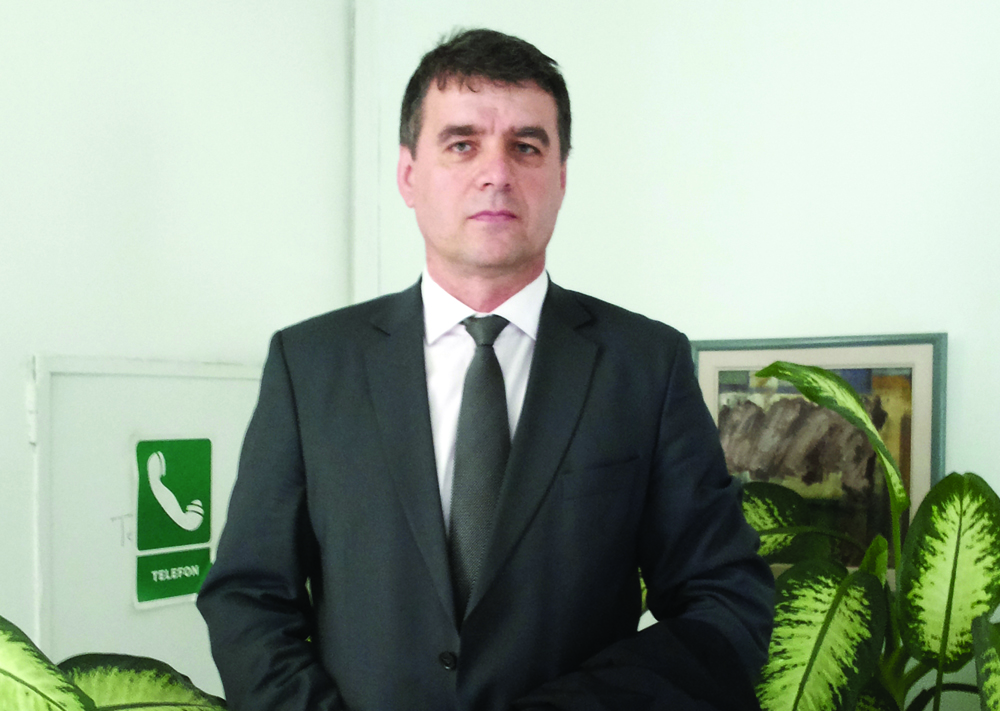 Victor Avram - director Oltchim