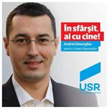 Andrei Gheorghiu USR Valcea